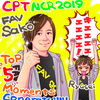 "NCR2019公式 ""Top 5 Moments(名シーンTop5)"" にあのsako影が!"