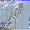 宮城県大崎市西部付近では1時間に110mmの猛烈な雨が降り、『記録的短時間大雨情報』を発表!東北と関東甲信越では明日にかけて大気が不安定に!