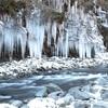 秩父の岩清水が作り出す氷の芸術「三十槌の氷柱 」