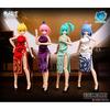 【ATKガール】1/12『四聖獣 チャイナドレス オプションパック』プラモデル【御模道】より2021年5月発売予定♪