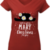 Pretty Mary Poppins and a very mary Christmas to you shirt