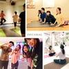 3月の #さきヨガ スケジュール&春予定されているイベント…♡