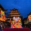 上海豫園子年のランタン祭り撮り放題