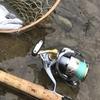 九頭竜川サクラマス・ルアーフィッシングに使用する、ラインの太さ