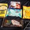 お菓子祭り!冬が過ぎてお菓子(チョコ)も落ち着いてきたね。アイスの値上げは止めたげて~!