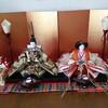 桃の節句 ひな人形を飾る