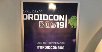 DroidConBos 2019参加レポート