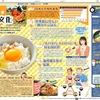 卵の消費量世界第2位の日本.江戸時代に一気に広がった卵料理の歴史を考えれば,意外でも何でも無いのかもしれません.室町時代までほとんど食べられていなかった卵は,江戸時代初期になると一気に広がり,「卵百珍」が刊行されるまでに.明治初期にはたまご焼きも一般的に.日本人に好まれる卵料理.1位たまご焼き,2位目玉焼き,3位親子丼.たまごかけごはんは4位または5位.特に男性が好み,女性にはそれほど好まれていません.「日本人はたまごかけごはんが,なぜ好きなのか?」「サルモネラ食中毒の危険性は?」