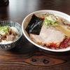 札幌市白石区栄通 らー麺 山さわ カラニボ