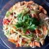 作り置きにも!お野菜たっぷり「鶏むね肉の甘酢漬け」作り方・レシピ。