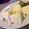 食レポ②烏丸御池の「喫茶マドラグ」さんで超厚焼き卵サンド(コロナサンド)を食す