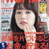 日経WOMANで、「お金が貯まる!片付け術」特集!無駄買いSTOPから冷蔵庫の断捨離まで。マネー手帳も付いてるよ