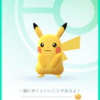 Pokémon GO始めました(2016/11/19より)。