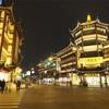 上海の週末、春節用飾り付けを期待して豫園に行くも。。。。