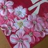応援バナーをお花で華やかにする ~装飾編3~