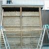 外壁張替え(波トタンの張替え事例)