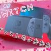 Switch買っちゃったよおおお、やばば、嬉しい