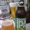 ビール紹介(Goose IPA)from アメリカ・シカゴ