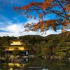 2017京都紅葉シリーズ「金閣寺」THETAによる360°全天球撮影も #紅葉 #eosm6 #theta360