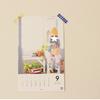 TOLOTでA4変形サイズの「毎月カレンダー」作成