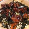 うなぎスタミナ丼と麻婆豆腐