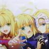 【Fate フィギュア】「セイバー、ネロ、ジャンヌの3人を並べよう(仮)」我が妻、セイバー/アルトリア・ペンドラゴンのフィギュアを考える【セイバー フィギュア】