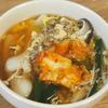 五穀米レシピ#15 もち麦のキムチクッパ(ダイシモチ使用)