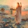 復活の主と食事を共にした弟子たち 〜ヨハネ21:1~14〜