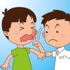 自分の子供が誰かを怪我させてしまったら、あなたは誰を見て謝りますか?