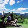 熊野へ家族旅行。新たな家族も