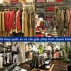 Mở shop bán quần áo cần chuẩn bị những gì?