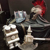 """""""ソー/ラグナロク""""でのハルクは武器やアーマーを装備した特別仕様となるようだ。"""