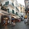 親子旅 ナポリからアマルフィへ
