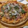 【ピ】陽明山:カルフール内のピザ屋が侮れない!「AZZIP PIZZA TW」@陽明山