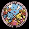 鳥取県「サンド」などのポケふた設置!全国に広がるポケモンマンホール