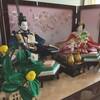 我が家のおひなさま【福仙収納飾り&KIDEA】