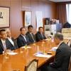 宿毛市議会委員会の防衛省への調査活動