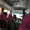 ベトナム縦断旅行④ハノイ発ホアルー、タムコックボートツアーに参加