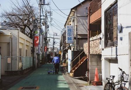 池ノ上。心の輪郭にはまった私のための東京。