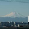 12月10日 真白き富士の峰