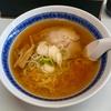 「極細中華そば(醤油)」「チャーシュー麺(醤油)」中華そば もきち