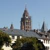 旅の羅針盤:大聖堂(Dom) ※マインツ観光の合間に立ち寄りましょう!!