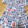 100均手ぬぐいで作るシャツとズボン(失敗からの修正)