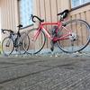 白石サイクリングロードを仲間とライド!