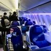中国国際航空 CA934 シャルル・ド・ゴール(パリ)→北京 ビジネスクラス搭乗記