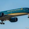 A350-900を撮影しに成田空港へ
