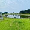 たにはま公園の調整池(仮称)(新潟県上越)