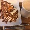 【MERCER bis Ebisu(マーサービス エビス)/恵比寿】ふわふわモッチリ米粉のシフォンケーキが食べれるコーヒースタンド