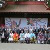 囃子太鼓保存会が創立40周年を迎えました。