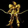 【ファイブスター物語】1/144『ナイト・オブ・ゴールド Ver.3』プラモデル【WAVE】より2021年12月再販予定♪
